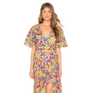 Tularosa Huntley Dress